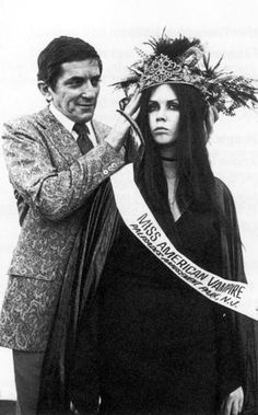Miss American Vampire: Palisades Park, New Jersey ca. 1970s