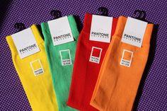 Pantone Socks