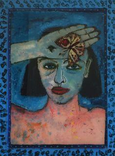 Moth Girl by Gregory Grenon