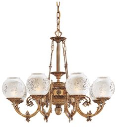 803206bda38e Metropolitan Lighting - N801908 - 8 Light Antique Classic Brass Chandelier  Buy Chandelier