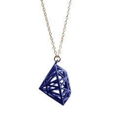 Summerized: Rock Star Necklace Deep Blue, at 29% off!