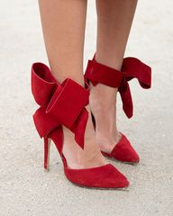 Zapatos de fiesta para Navidad