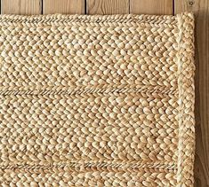 Natural jute rugs: comparison, how to layer them