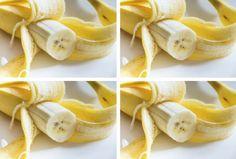 7 usos increíbles que puedes darle a las cáscaras de plátano