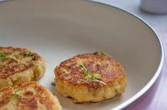 Die #Käselaibchen schmecken als Suppeneinlage in einer Zwiebelsuppe. Ein Rezept aus Omas Küche.