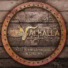 Valhalla pub 462×464 píxeles