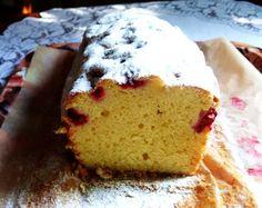 Łatwe ciasto z malinami  Easy cake with rasberries
