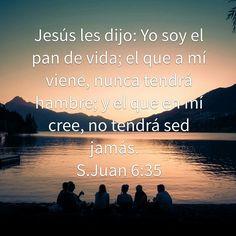 San Juan 6:35