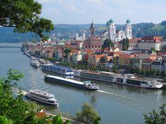 #Passau #Bayern #Bavaria #Germany