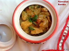 Cookingwithsapana: Navratan Korma