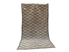 Authentic 5x9 Gorgeous Azilal Moroccan Vintage runner Rug Beni ourain Vintage Moroccan Kilim Berber Rug Carpet Berber Hallway runner rug