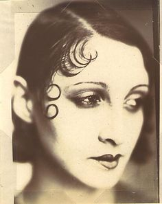Jacques-Henri Lartigue, Renée Perle, 1930-1931 by Gatochy, via Flickr