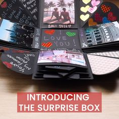This Surprise Box is the Perfect gift for a loved one this Christmas. Get yours today! This Surprise Box is the Perfect gift for a loved one this Christmas. Get yours today! Creative Gifts For Boyfriend, Diy Gifts For Boyfriend, Birthday Gifts For Boyfriend, Suprise For Boyfriend, Presents For Best Friends, Diy Gifts For Friends, Bff Gifts, Bff Birthday Gift, Birthday Gifts For Best Friend