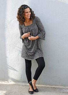 Tunic & leggings from Bonprix: lovely!