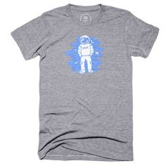 https://cottonbureau.com/products/astronot  -What do you call an unmotivated astronaut?  #dadjokes #punintended #graphictee #tshirt #tshirtdesign #design #productdesign #astronaut #space #illustration
