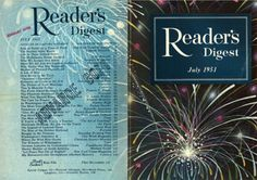 You can tell automatically that it is a July issue due to the fact that there are fireworks on it. The front and back cover overall are simple. I do not think the covers overall is a good design. The blue on the back is random because it isn't the same blue as used as the text box on the front cover. It is effective how there is a lot of information on the back and it shows what people want to know. If the information was on the front it might be too overwhelming.