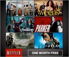 Try Netflix For 30 Days Free