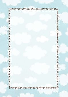 Baptism Invitation For Boys, Baby Shower Invitations, Free Baby Shower Printables, Blue Nose Friends, Baby Boy Announcement, Baby Frame, Page Borders, Baby Clip Art, Editing Background