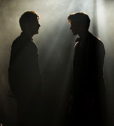Find images and videos about doctor who, matt smith and david tennant on We Heart It - the app to get lost in what you love. Doctor Who, I Am The Doctor, 11th Doctor, Don't Blink, Geronimo, Bad Wolf, Matt Smith, Time Lords, David Tennant