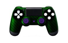 PS4Controller-GreenBlackCarbonFiber | Flickr - Photo Sharing! #moddedcontrollers #customcontrollers #ps4controllers #playstation4 #dualshock4 #PS4 #customps4controllers #moddedps4controllers