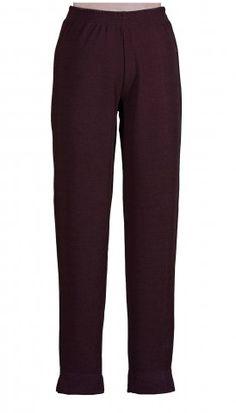 Knit Full Elastic Pants
