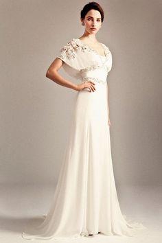 Abiti sposa 2014 anni Venti vintage3   Look Sposa