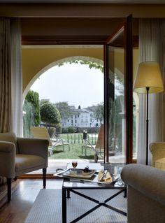#habitacion de #invitados #noches #magicas #parador de #ronda