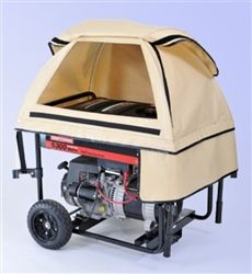 GenTent provides all weather canopy enclosure cover for running portable generators. GenTent keeps portable generator safe and dry for use in rain, snow, ice, sleet and wet weather Solar Energy Panels, Best Solar Panels, Solar Energy System, Generator Shed, Portable Generator, Emergency Generator, Honda Generator, Camper Awnings, Solar Roof Tiles