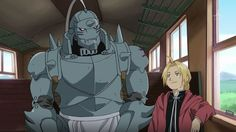 Fullmetal Alchemist: Brotherhood | 28 Animes To Watch If You've Never Seen Anime