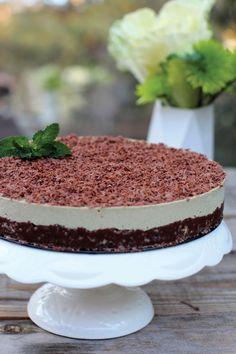 Matcha Mint Chocolate Cheese Cake_WEB