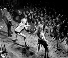 The Runaways, Anglia, 1976 r.