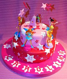 winks birthday cake | photo