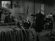"""Uncle Fester worries that the kids are spoiled, asking, """"What other boy has a playroom like this?"""""""