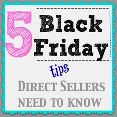 Black Friday tips you NEED!
