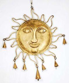 sun wind chimes