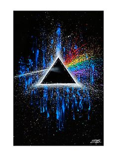 Pink Floyd Dark Side Of The Moon Poster,