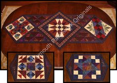 Image of Legacy Table Runner and Coordinating Placemats