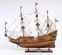 Wasa Exclusive Edition Model Boat
