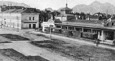 Salzburg, Travel Posters, Austria, Central Station, Locomotive