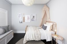 Hot trend: Stylish dollhouse furniture & where to find it - The Interiors Addict 3 Kids Bedroom, Teen Girl Bedrooms, Bedroom Wall, Kids Rooms, Bedroom Ideas, Nursery Ideas, Bedroom Images, Bedroom Photos, Diy Home Decor