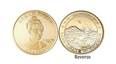 Help Us Feel All Grifty This Christmas With This Gorgeous Sarah Palin Gold Coin -- Joke? nope: http://shop.alaskamint.com/For-Sarah-Palin-Medallions_c112.htm