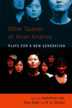 Asian American Plays for a New Generation. UConn access.