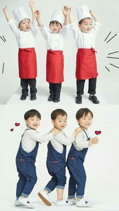Daehan Minguk Manse the cutest triplets ever! I wish they were still on Superman. Superman Cast, Superman Kids, Cute Boys, Cute Babies, Triplet Babies, Song Daehan, Song Triplets, Cutest Thing Ever, Baby Pictures