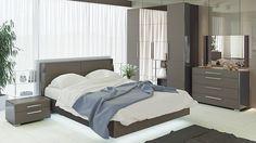 «Наоми» модульный спальный гарнитур