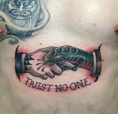 Tattoo Blog - Daniel Millar