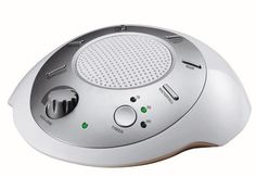 Transform any room in your house into a relaxing spa with the HoMedics sound spa relaxation sound machine. Bring clarity of mind through the six nature sounds ocean, summer night, rain, thunder, white