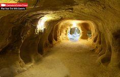 Saratli, Turkey...underground city