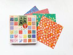 Origami de Washi con 30 diseños japoneses