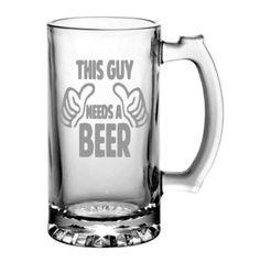 Valentines Day Sale  Beer Mug Groomsmen Gift by TheBlastedBoutique