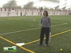 Girls' Softball Drills: Keep Players Moving While Fielding